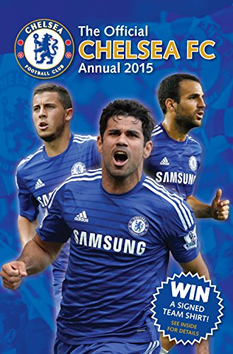 9781908925640: Official Chelsea FC 2015 Annual