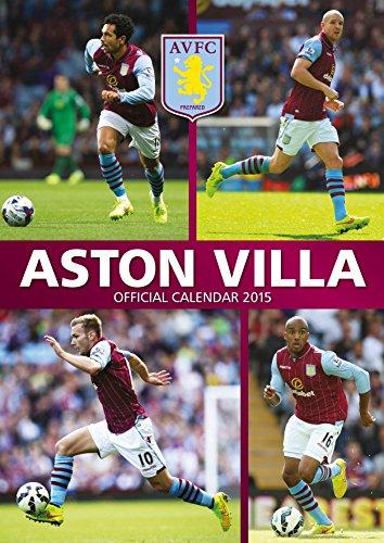 9781908925800: Official Aston Villa FC 2015 Calendar