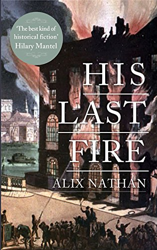 His Last Fire: Nathan, Alix
