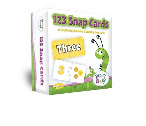 9781908952158: 123 Snap Cards