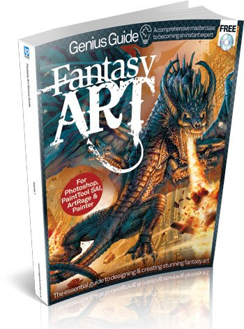 9781908955258: Fantasy Art Genius Guide Vol. 1