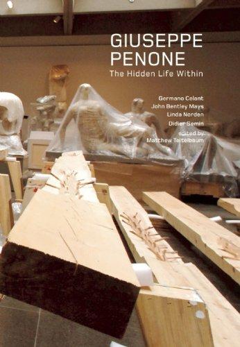 9781908966070: Giuseppe Penone: The Hidden Life Within