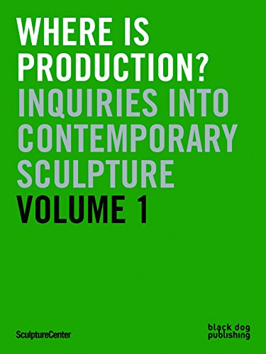 9781908966254: Where Is Production?: Inquiries into Contemporary Sculpture