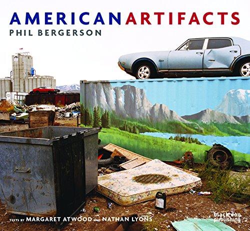 American Artifacts: Phil Bergersen (Hardcover): Margaret Atwood
