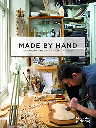 9781908966391: Made By Hand: Contemporary Makers, Traditional Practices