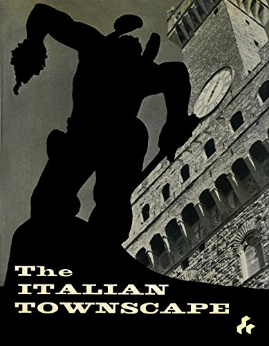 The Italian Townscape (Hardcover): Ivor De Wolfe