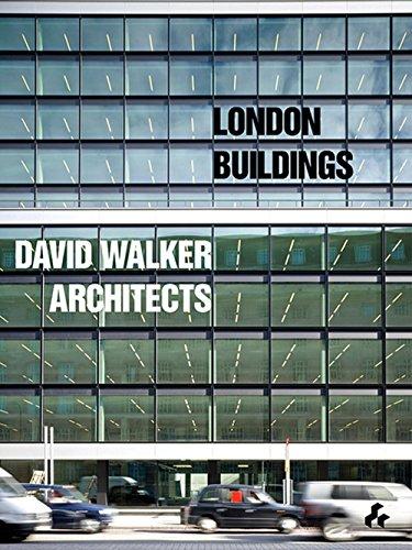 9781908967282: London Buildings: David Walker Architects