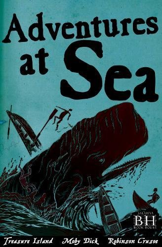 Adventures At Sea: Stevenson, Robert Louis,
