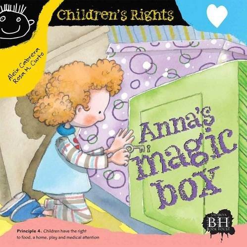 9781908973290: Anna's Magic Box (Children's Rights)