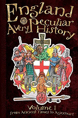 England, a Very Peculiar History volume I: David Arscott