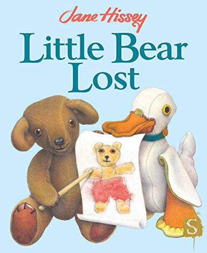 9781908973672: Little Bear Lost (Old Bear)