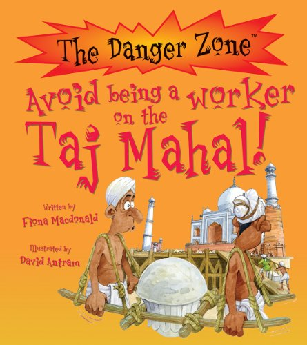 Avoid Being a Worker on the Taj Mahal! (The Danger Zone): Macdonald, Fiona