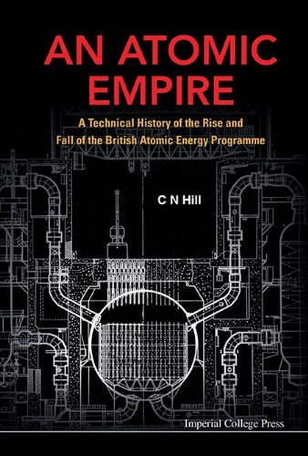 9781908977427: An Atomic Empire: A Technical History of the Rise and Fall of the British Atomic Energy Programme