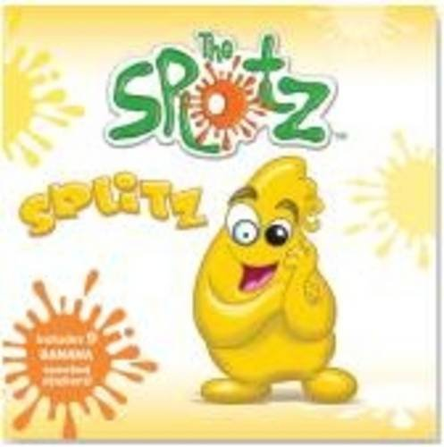9781908982025: The Splotz - Splitz: Collectible Storybook with REAL Smells