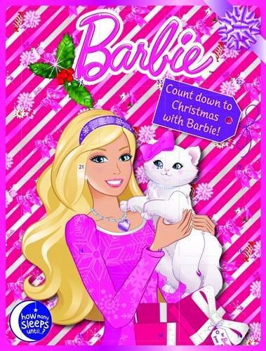 9781908982087: Countdown to Christmas with Barbie: How Many Sleeps Until.?