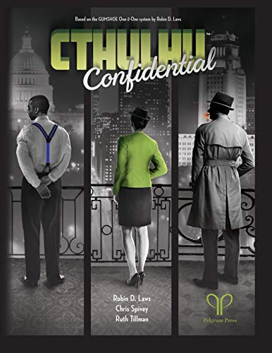 Cthulhu Confidential: Pelgrane Press