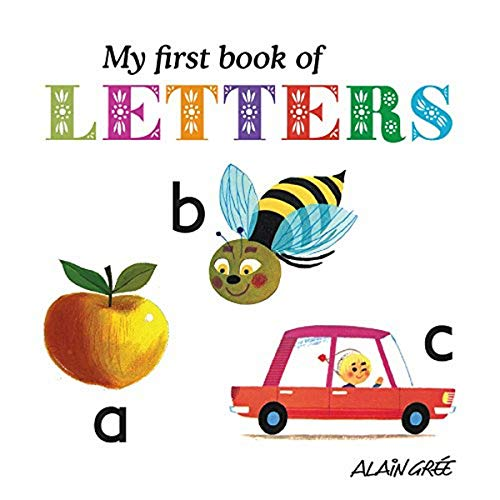 9781908985064: My First Book of Letters