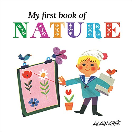9781908985071: My First Book of Nature