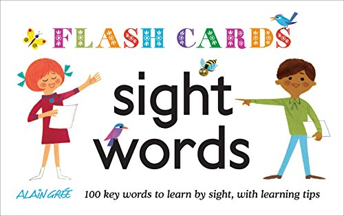 9781908985132: Flash Cards: Sight Words