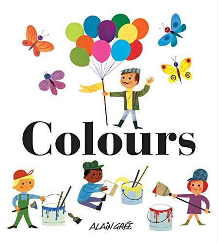 Colours: Gree, Alain