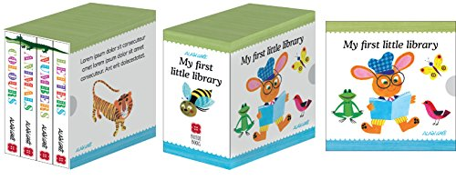 Alain Gree - My First Little Library: Gree, Alain