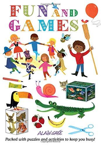 Alain Gree - Fun and Games: Alain Gree