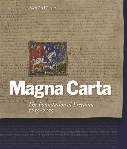 9781908990488: Magna Carta: The Foundation of Freedom 1215-2015