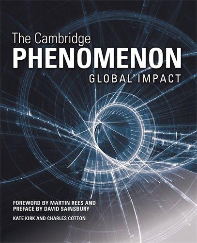 The Cambridge Phenomenon: Global Impact: Kate Kirk