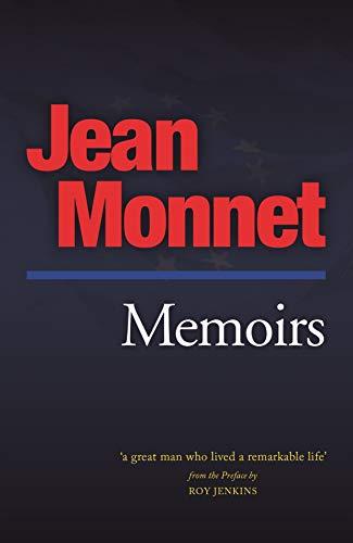 9781908990778: Memoirs: Jean Monnet