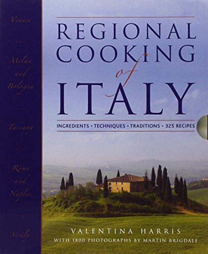9781908991010: Regional Cooking of Italy: Ingredients, Techniques, Traditions, 325 Recipes