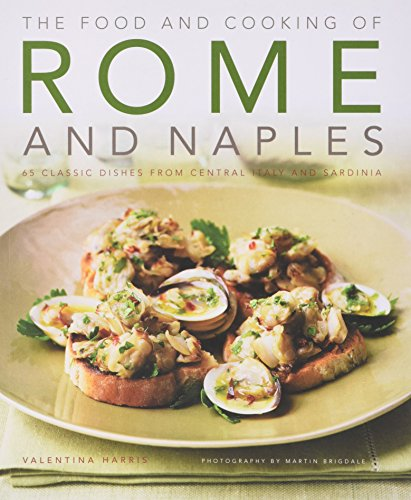 9781908991058: Rome & Naples (Food & Cooking of)
