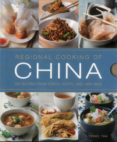 9781908991287: Regional Cooking of China: 300 Recipes from the North, South, East and West