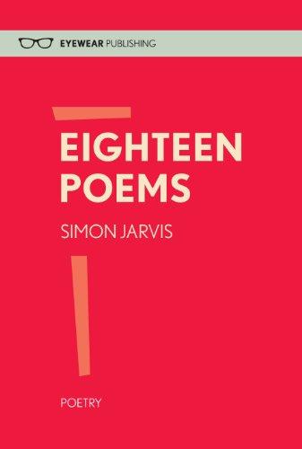 9781908998033: Eighteen Poems