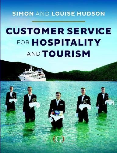 9781908999344: Customer Service in Tourism and Hospitality