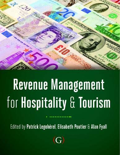 9781908999498: Revenue Management for Hospitality and Tourism
