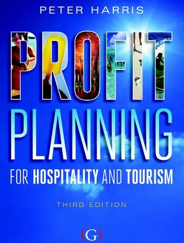 9781908999603: Profit Planning: For hospitality and tourism (extended edition)