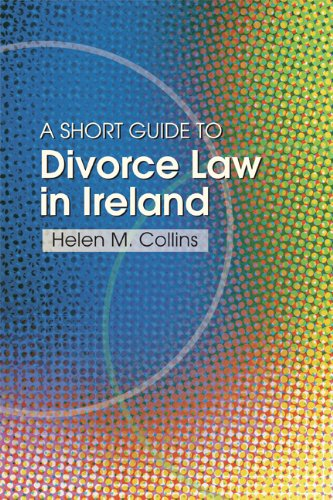 9781909005938: A Short Guide to Divorce Law in Ireland: A Survival Handbook for the Family