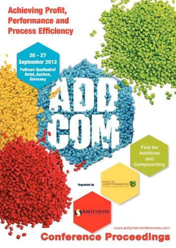 9781909030138: Addcom 2012 Conference Proceedings
