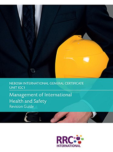 9781909055841: RRC's Revision Guides for the NEBOSH International Fire Certificate