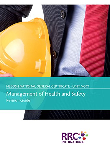 9781909055988: RRC's Revision Guides for the NEBOSH National Construction Certificate