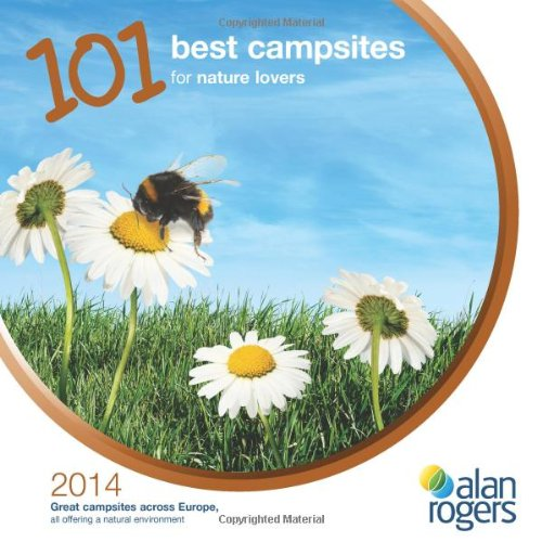 9781909057333: 101 Best Campsites for Nature Lovers 2014