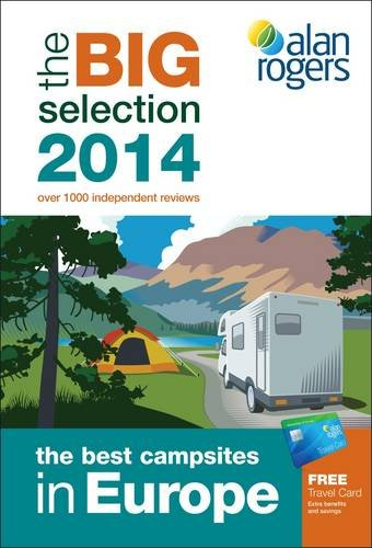 9781909057456: Alan Rogers - The Best Campsites in Europe 2014