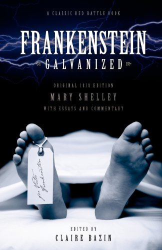 9781909086012: Frankenstein Galvanized