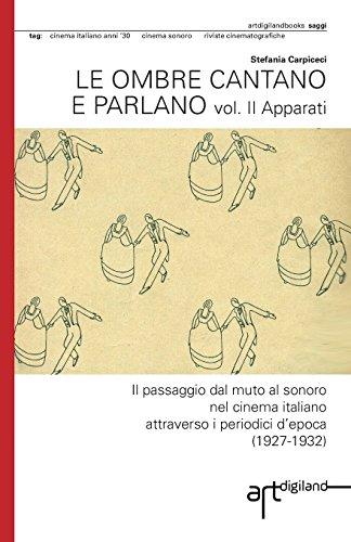 Le Ombre Cantano E Parlano. Vol. II: Carpiceci, Stefania