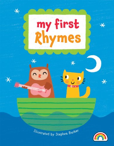 9781909090040: My First Rhymes