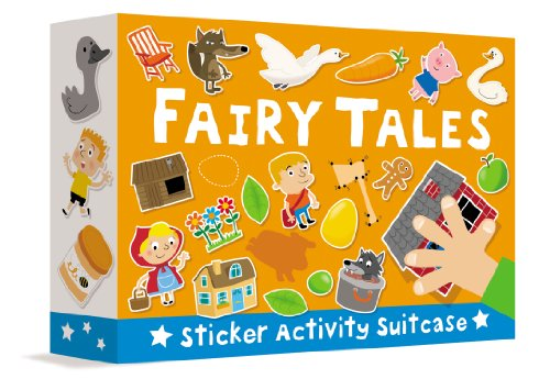 9781909090064: Fairy tales (Sticker Activity Suitcase)