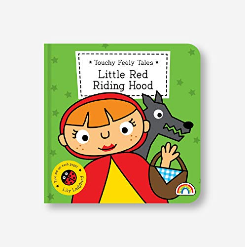 9781909090132: Little Red Riding Hood (Touchy Feely Tales)