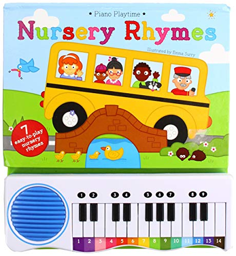 9781909090866: Piano Playtime - Nursery Rhymes (Aura)
