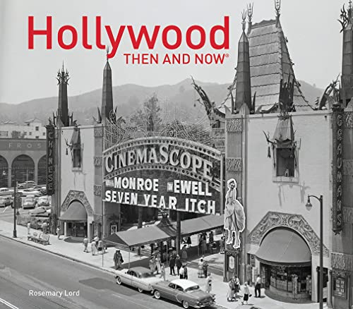 9781909108394: Hollywood Then and Now®