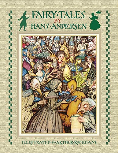 Fairy Tales by Hans Andersen (Paperback): Hans Christian Andersen